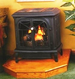 Comfort Glow Ventfree Cast Iron Stoves