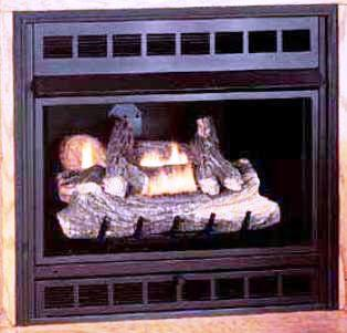 comfort glow, full size, gas, fireplace, vent free, ventless,  zero clearance, mantel, cabinets, firebox, natural, propane, lp, odorless