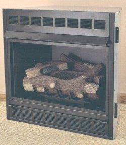 Westerly series Comfort Glow fireplaces CGEFP33NRB / CGEFP33PRB