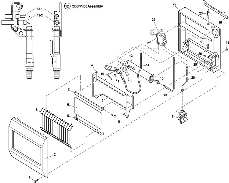 Search on gas furnace thermocouple wiring diagram