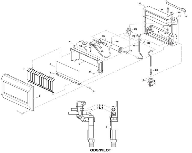 heatilator wiring diagram